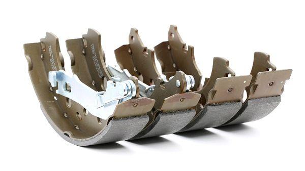 BREMBO Ø: 228,6mm, avec levier frein à main S23531