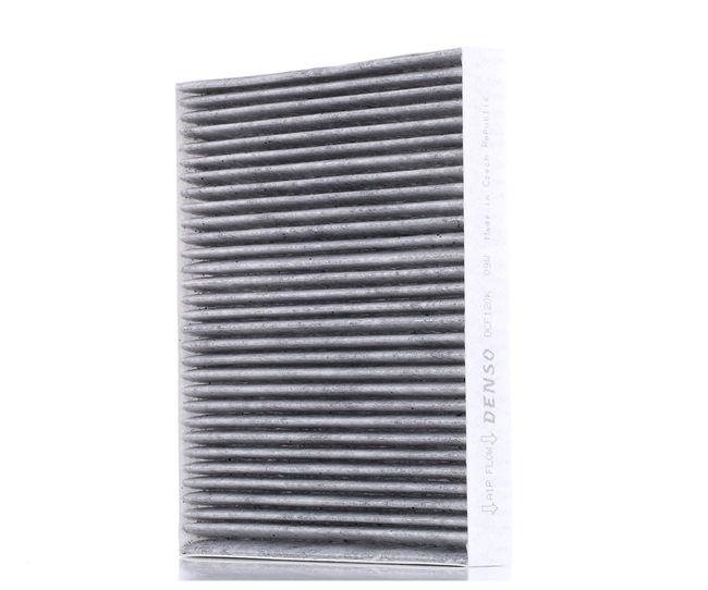 Filter, Innenraumluft Länge: 217mm, Breite: 195mm, Höhe: 25mm mit OEM-Nummer 05058381 AA