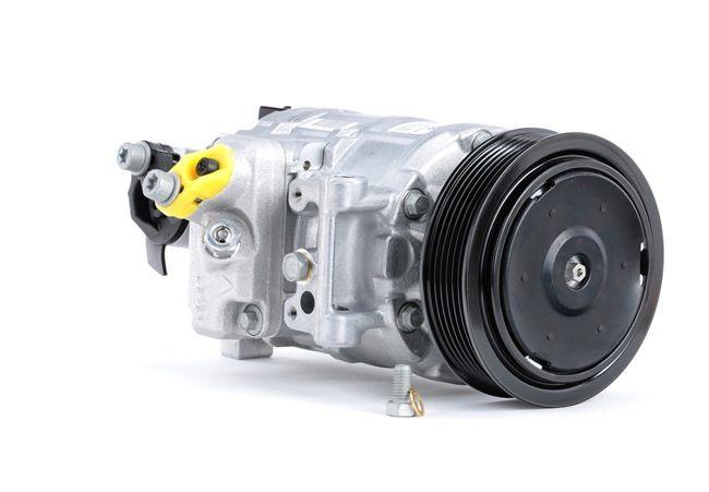 Klimakompressor Riemenscheiben-Ø: 110mm, Anzahl der Rillen: 6 mit OEM-Nummer %DYNAMIC_OEM_SYNONYM%