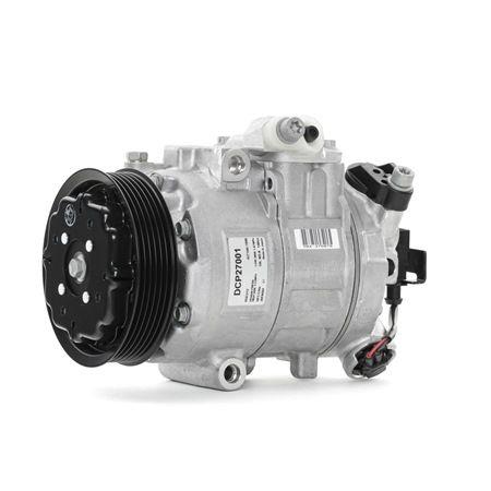 Fahrzeugklimatisierung : DENSO DCP27001 Klimakompressor