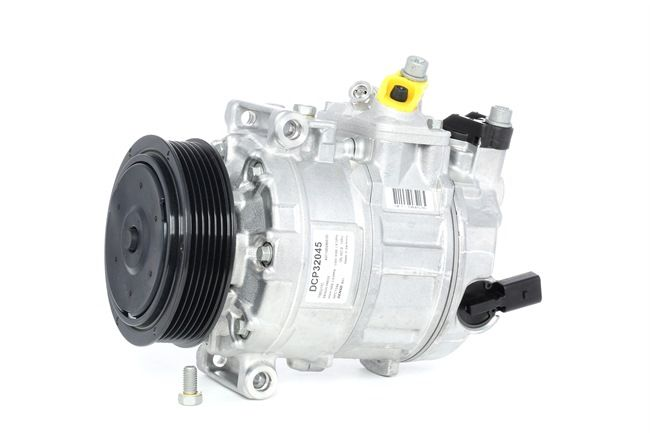 VW: DENSO Compressor, air conditioning