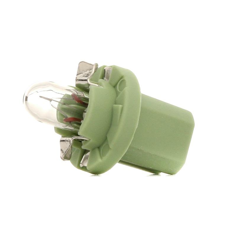Bulb, instrument lighting OSRAM 2722MFX rating