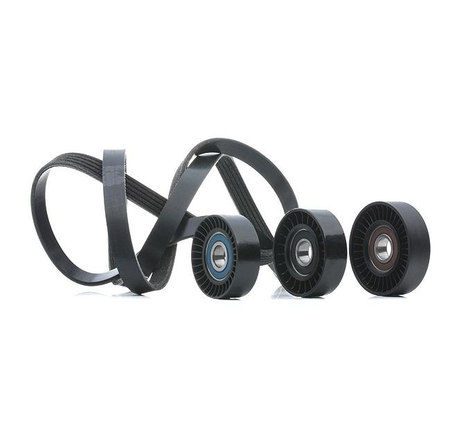 Poly v-belt kit RIDEX 17160507
