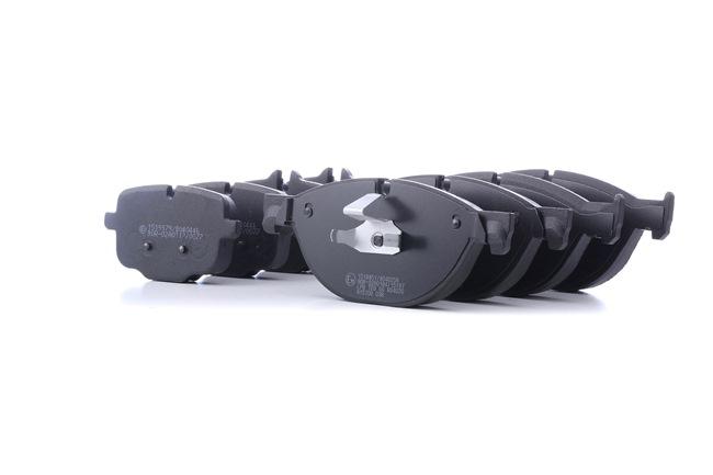 RIDEX Bremsenkomplettsätze 3405B0631