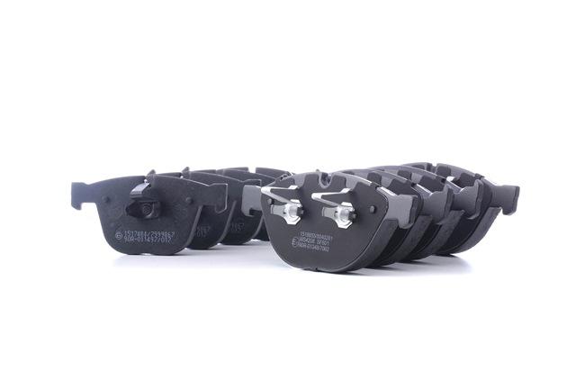 RIDEX Bremsscheiben und Bremsbeläge 3405B0658