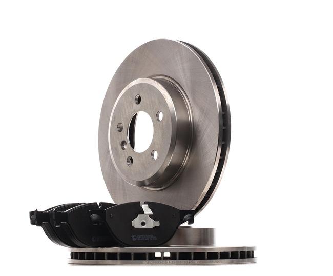 RIDEX Bremsscheiben und Beläge 3405B1458