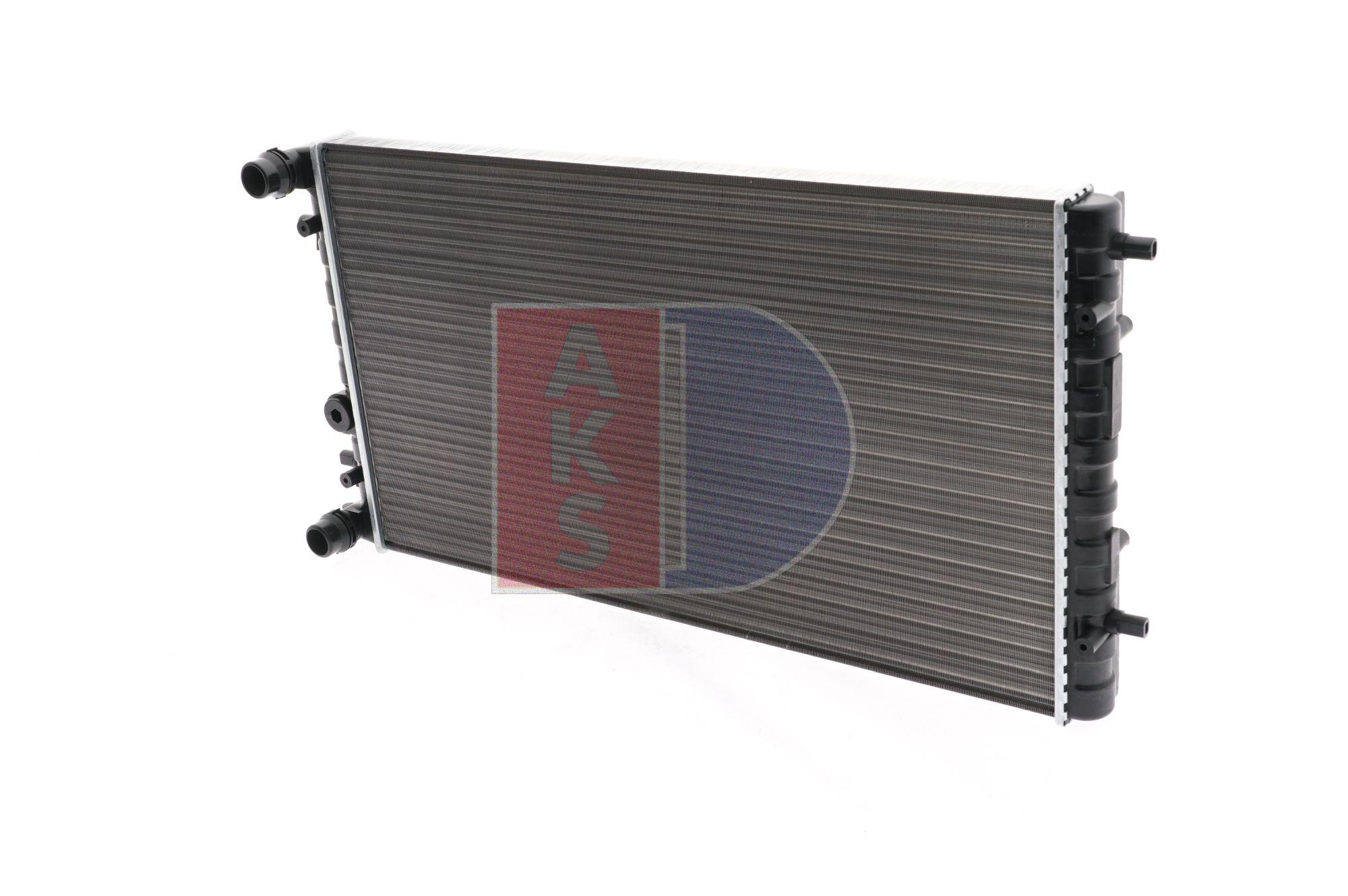 AKS DASIS 040010N Radiator engine cooling