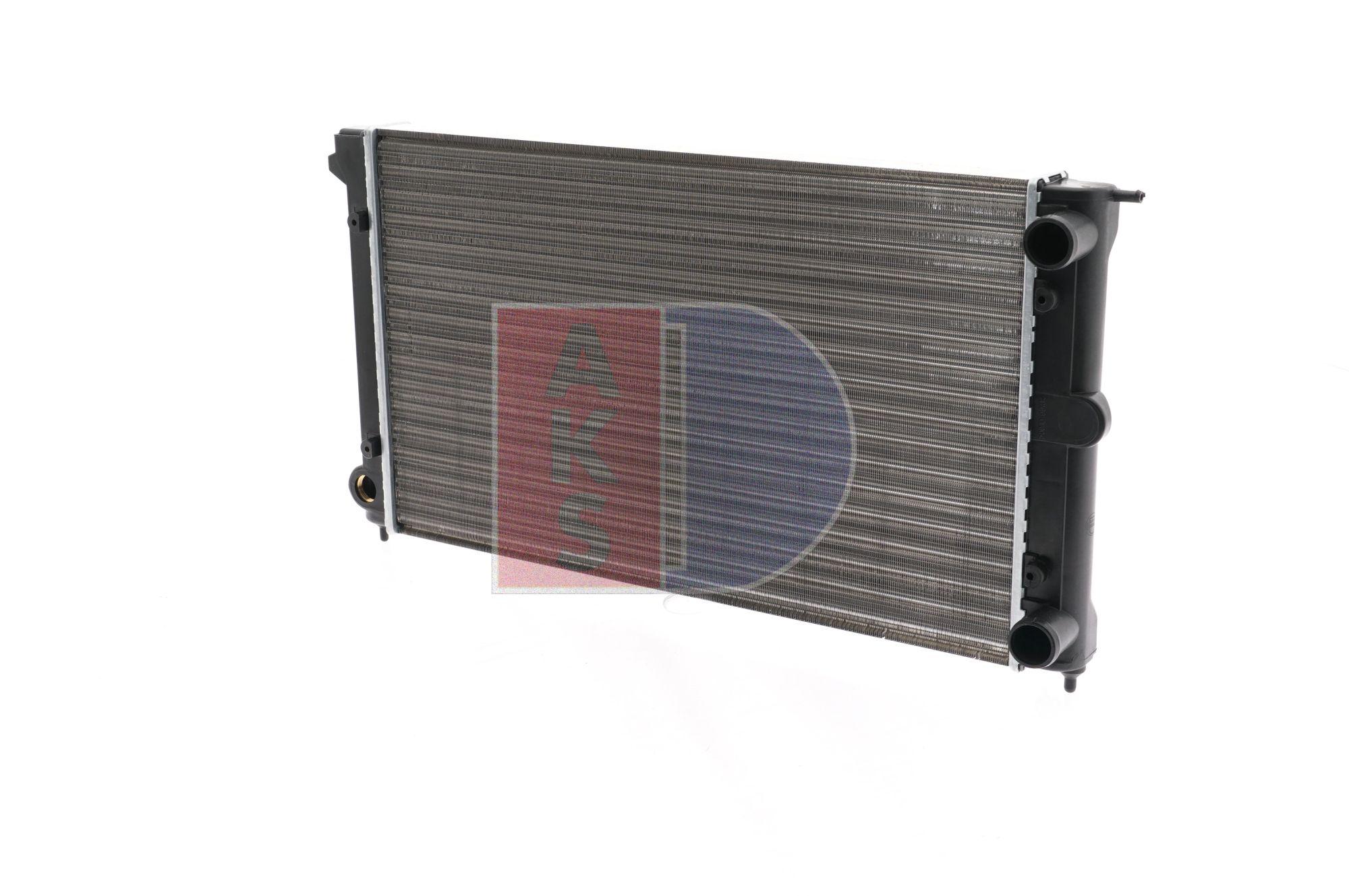 Radiateur, refroidissement du moteur 040210N numéro OEM 040210N