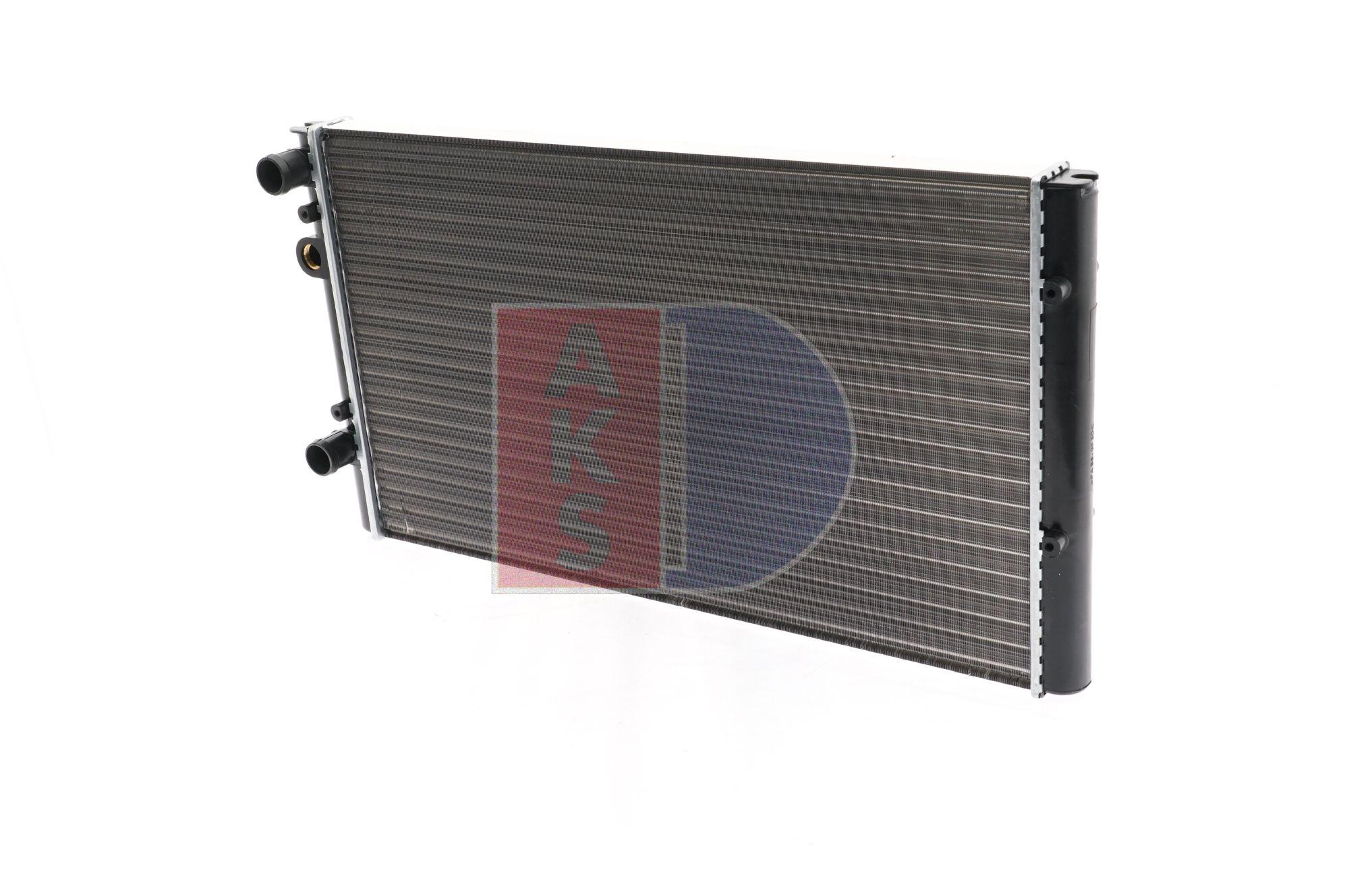 AKS DASIS 041240N Radiator engine cooling
