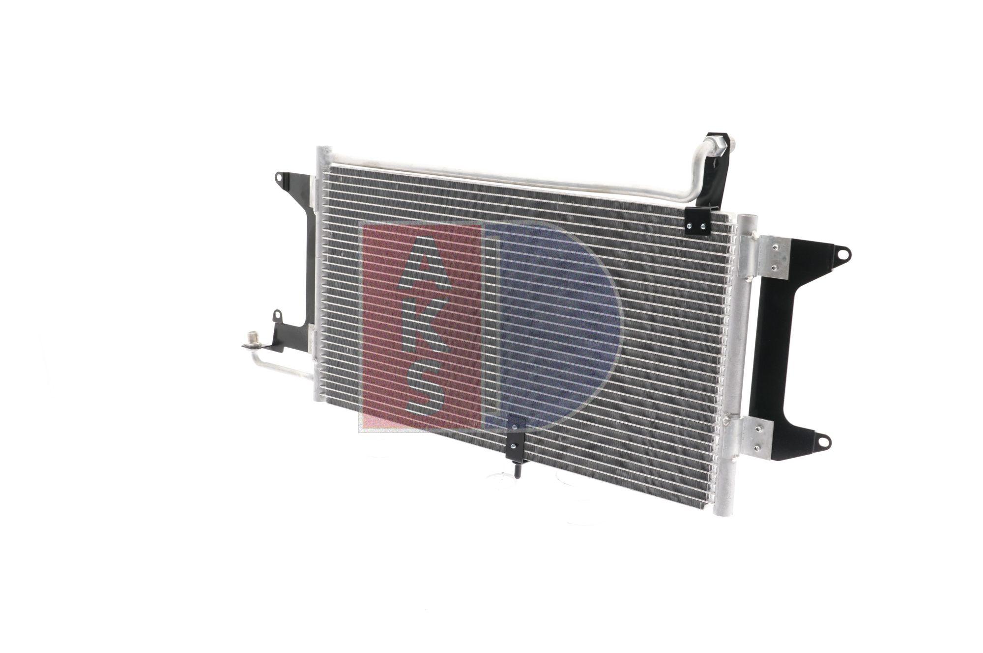 Fahrzeugklimatisierung : AKS DASIS 042130N Kondensator, Klimaanlage