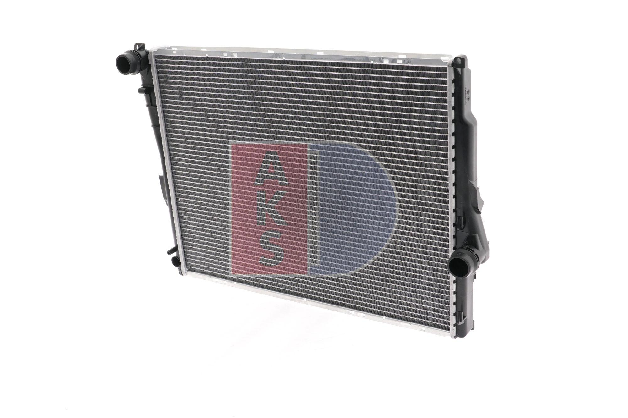 Radiateur, refroidissement du moteur Dimension du radiateur: 580x449x30 avec OEM numéro 1613108