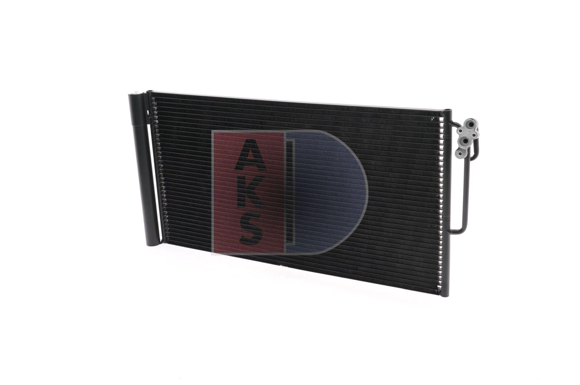 Kondensator, Klimaanlage 052018N OE Nummer 052018N