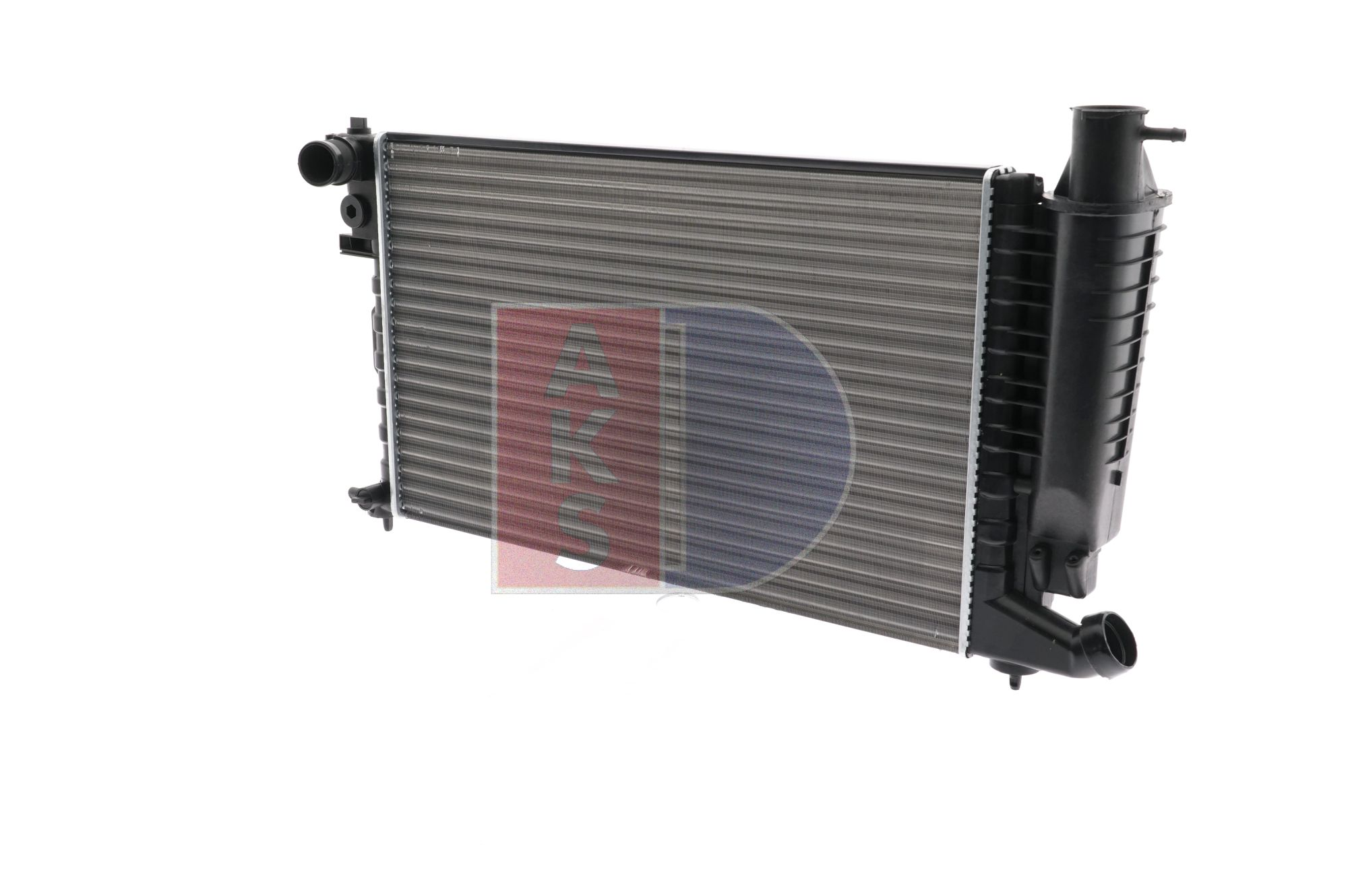 OEM Radiator, engine cooling AKS DASIS 1720284 for JEEP