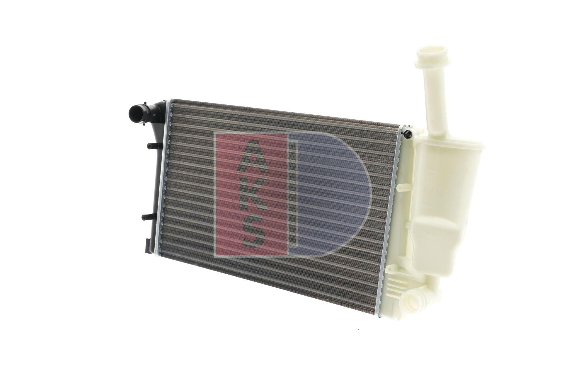 Radiator, engine cooling 080066N PANDA (169) 1.2 MY 2020