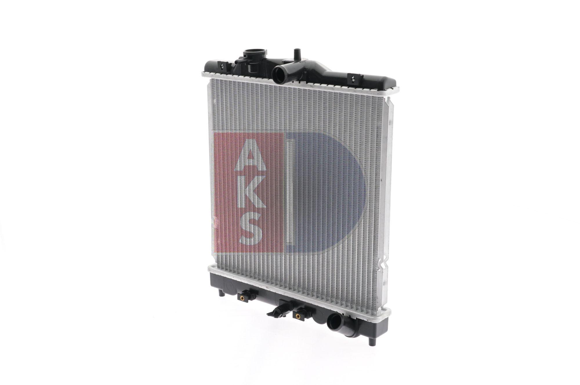 AKS DASIS 100710N Воден радиатор