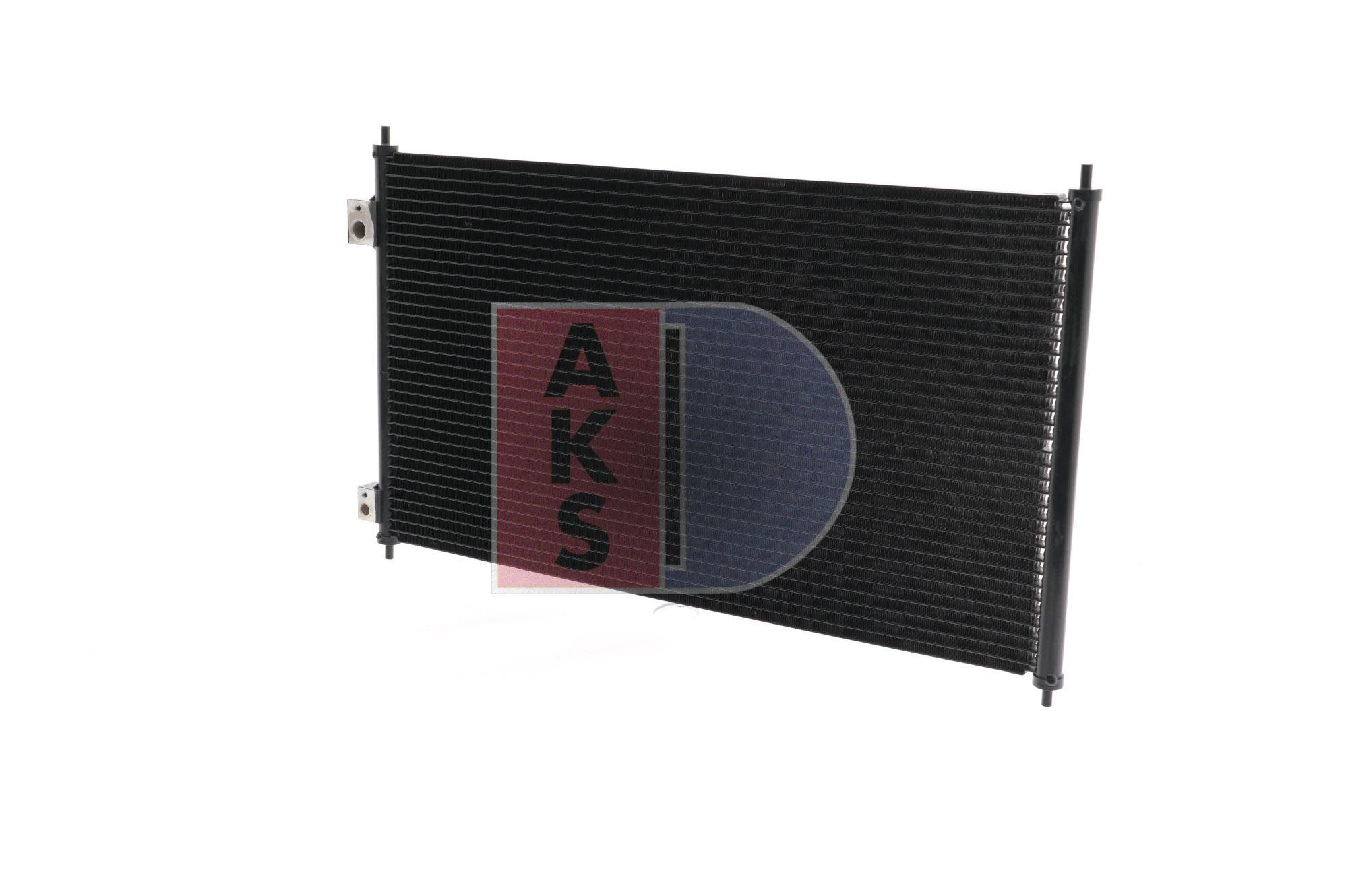 OEM Kondensator, Klimaanlage AKS DASIS 102007N
