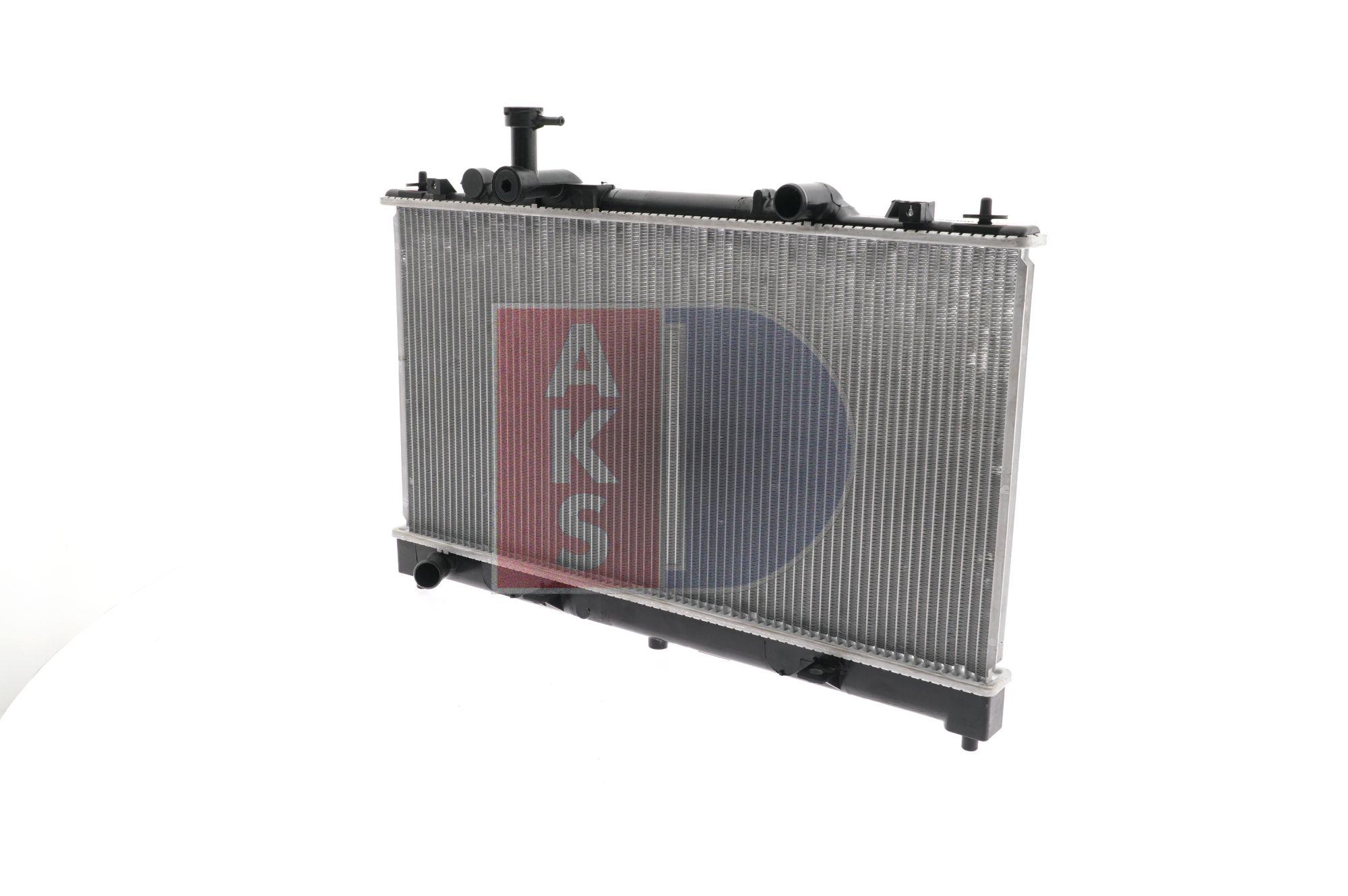 AKS DASIS 110032N Radiador refrigeración del motor