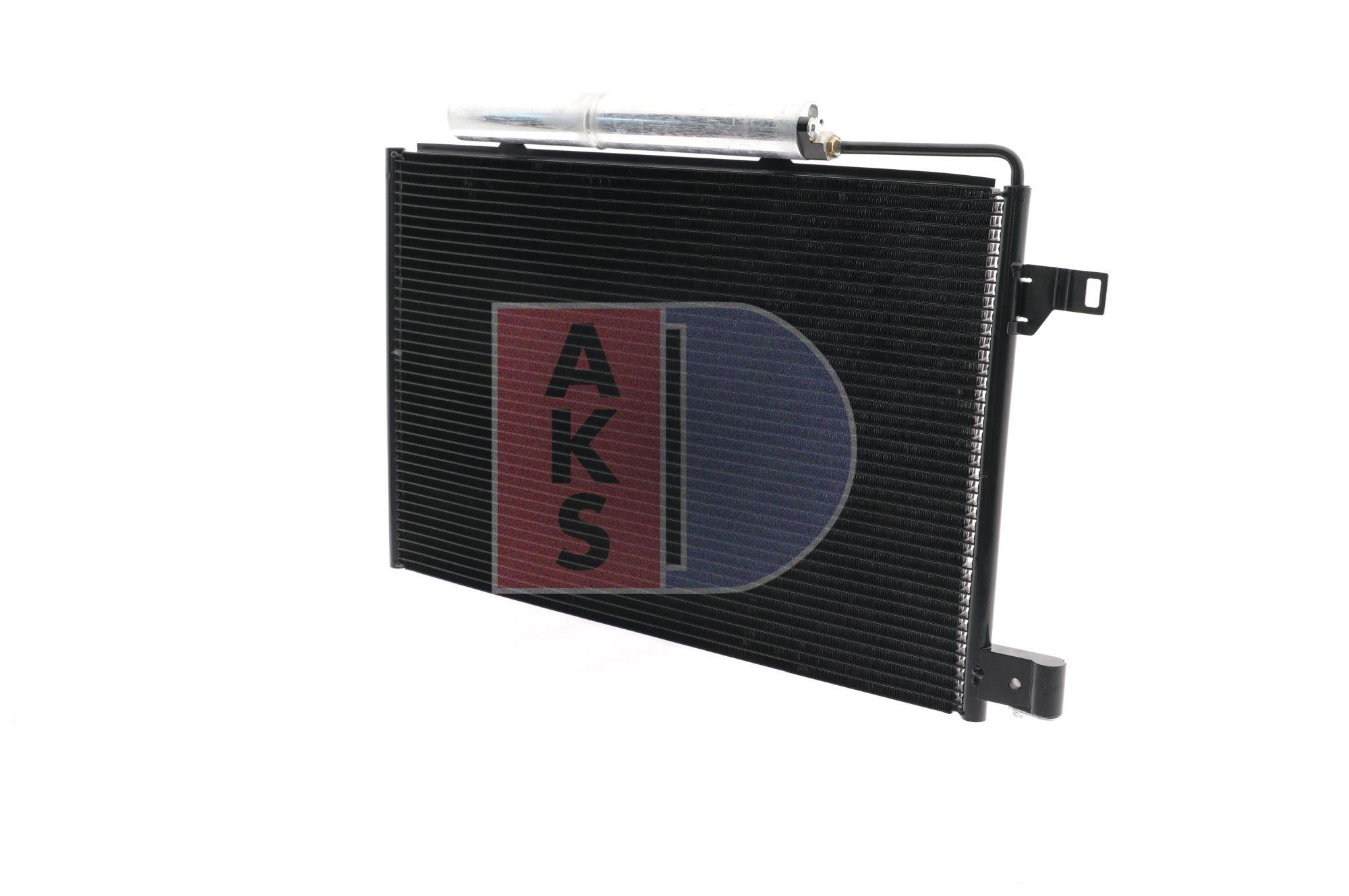OEM Kondensator, Klimaanlage AKS DASIS 122021N