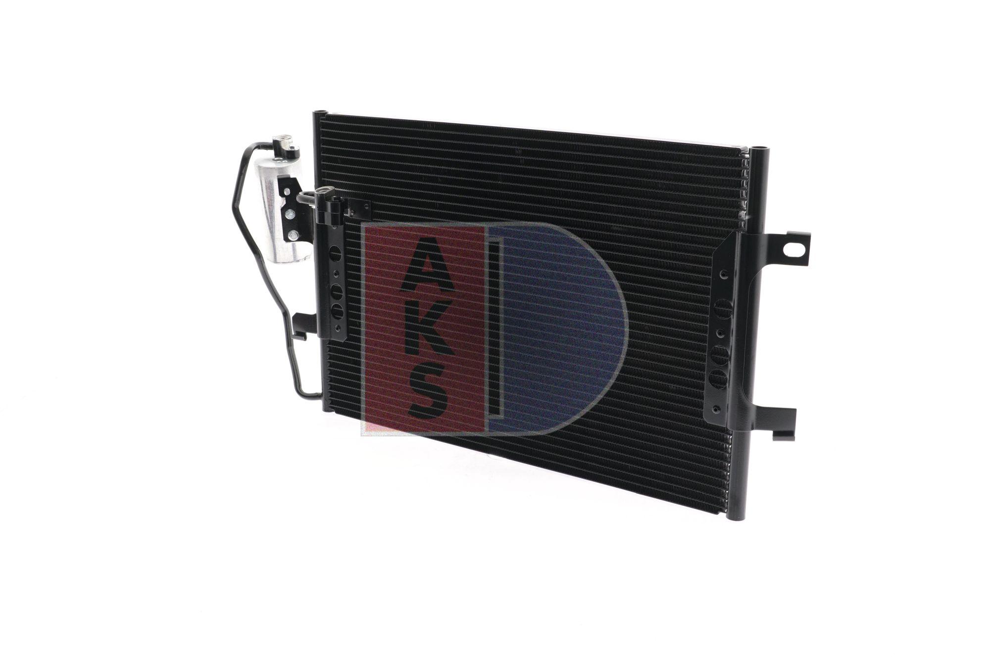 OEM Kondensator, Klimaanlage AKS DASIS 123500N