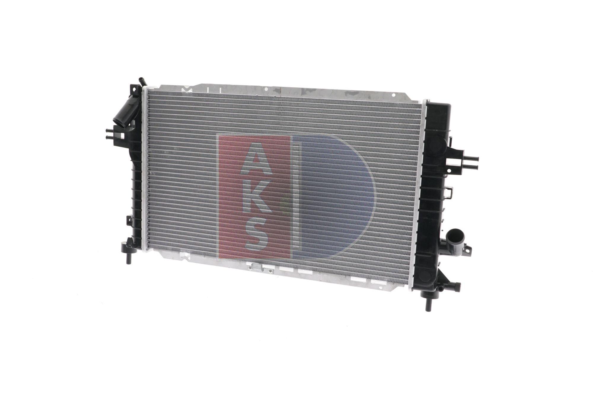 AKS DASIS Kühler Motorkühlung 150063N