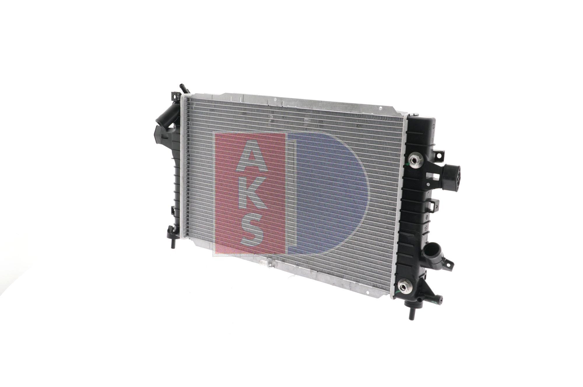 AKS DASIS Kühler Motorkühlung 150092N