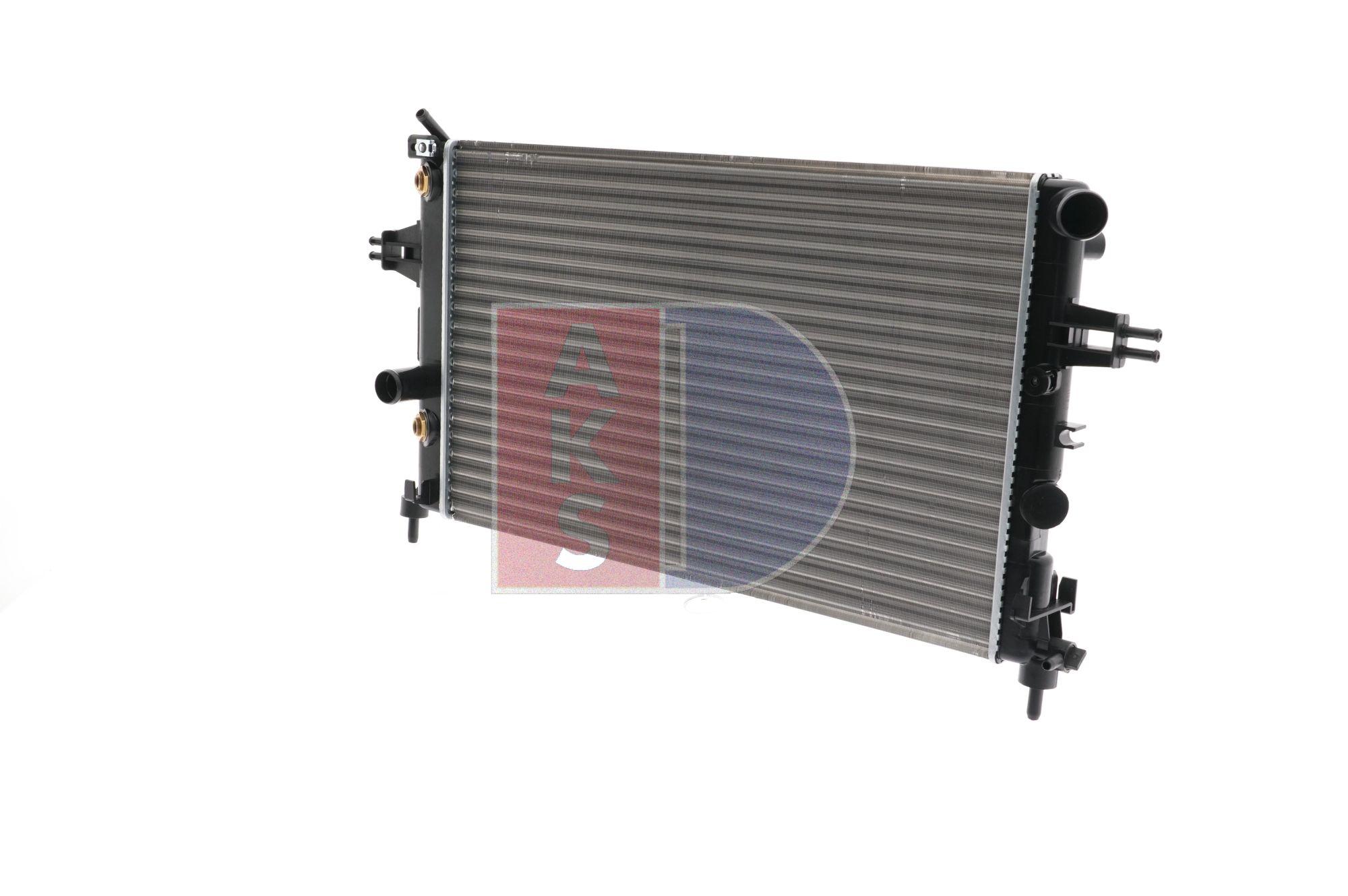 AKS DASIS Motorkühler 151640N