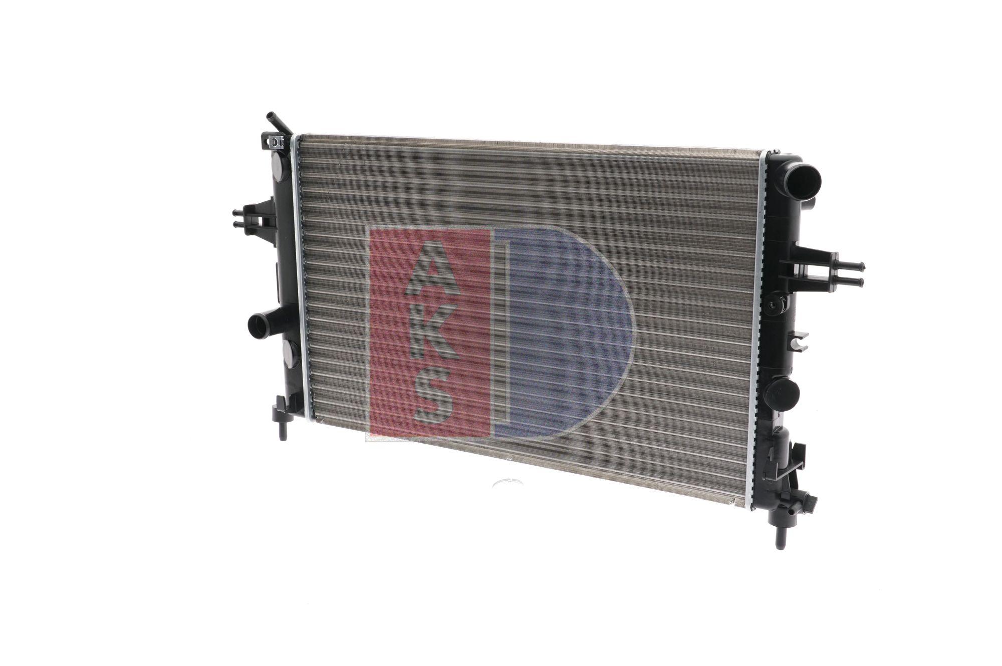Radiateur, refroidissement du moteur 151670N numéro OEM 151670N