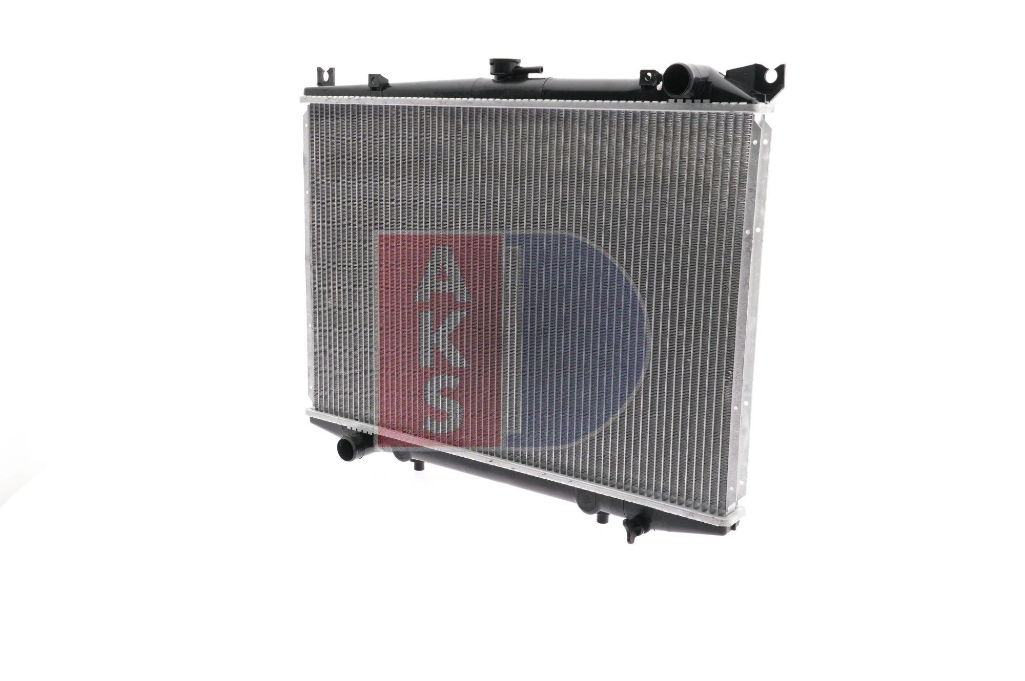 AKS DASIS Motorkühler 151890N