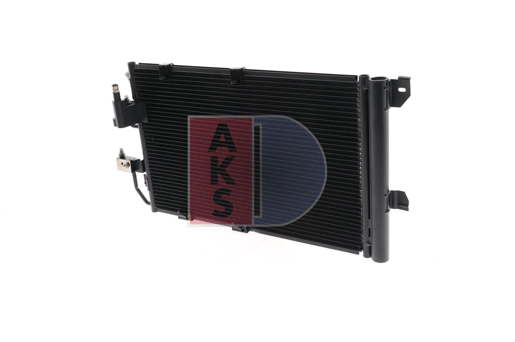 AKS DASIS Kondensator Klimaanlage 152001N