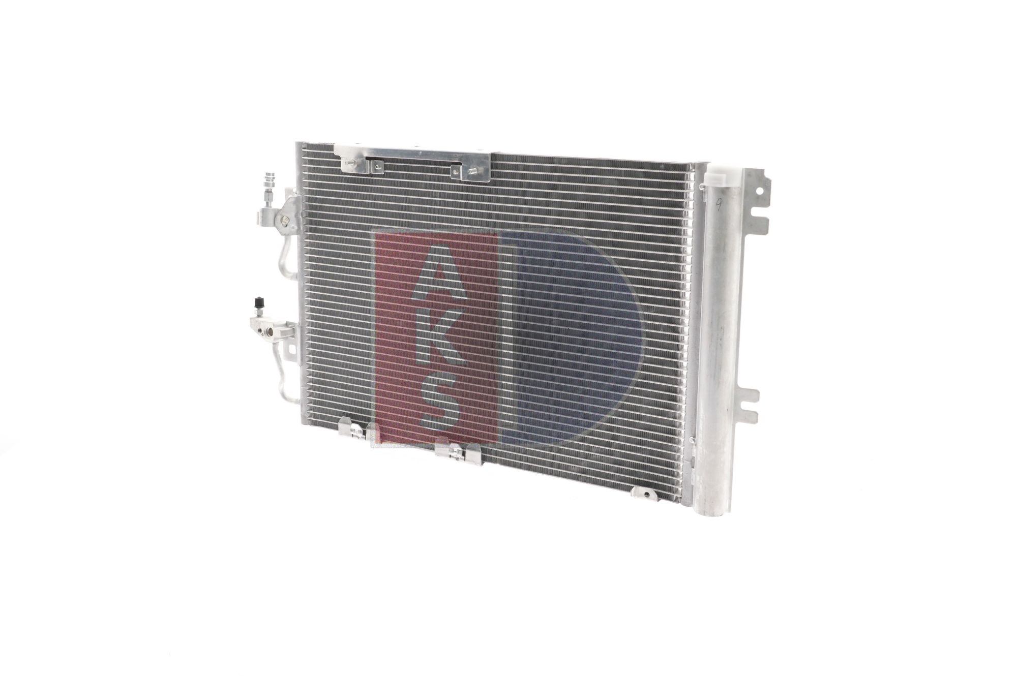 AKS DASIS Kondensator Klimaanlage 152015N