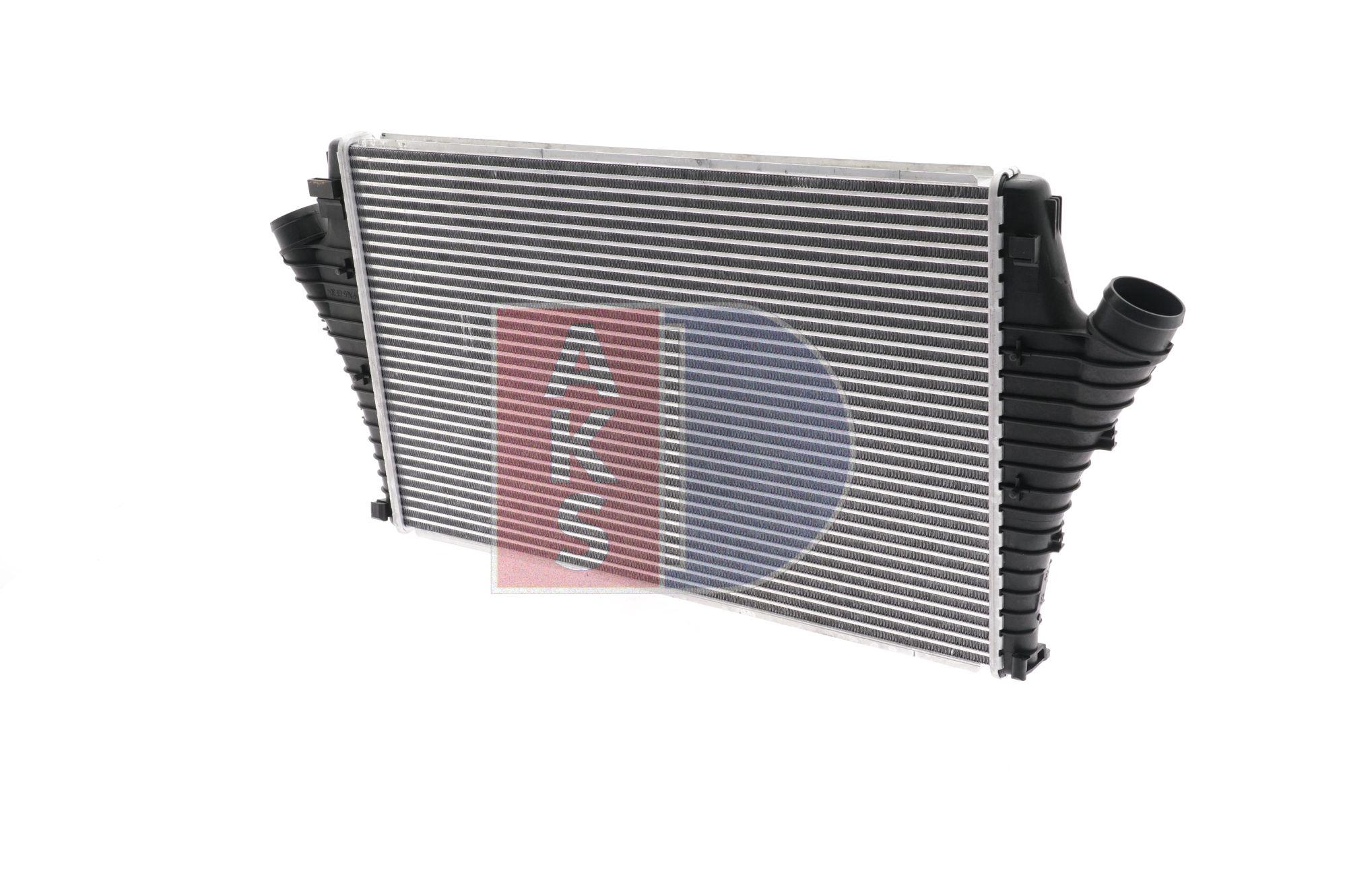 AKS DASIS Radiatore intercooler SAAB Dim. rete rad.: 647x400x29