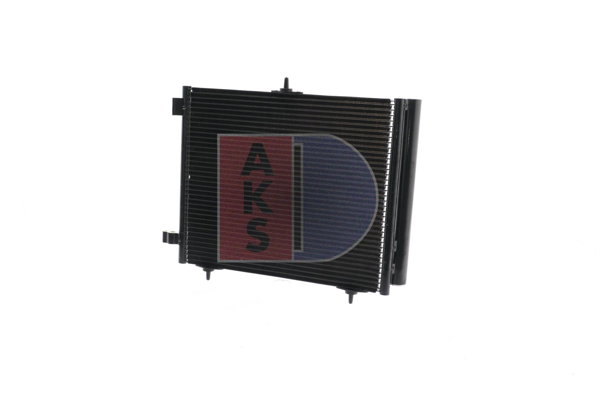 OEM Kondensator, Klimaanlage AKS DASIS 162009N