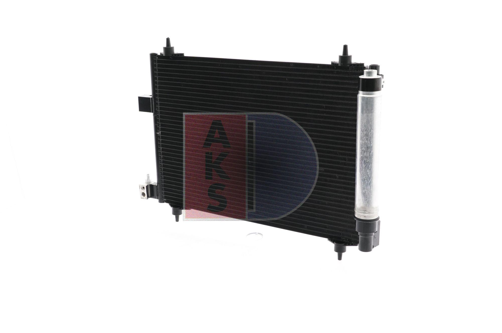 Kondensator, Klimaanlage 162013N OE Nummer 162013N