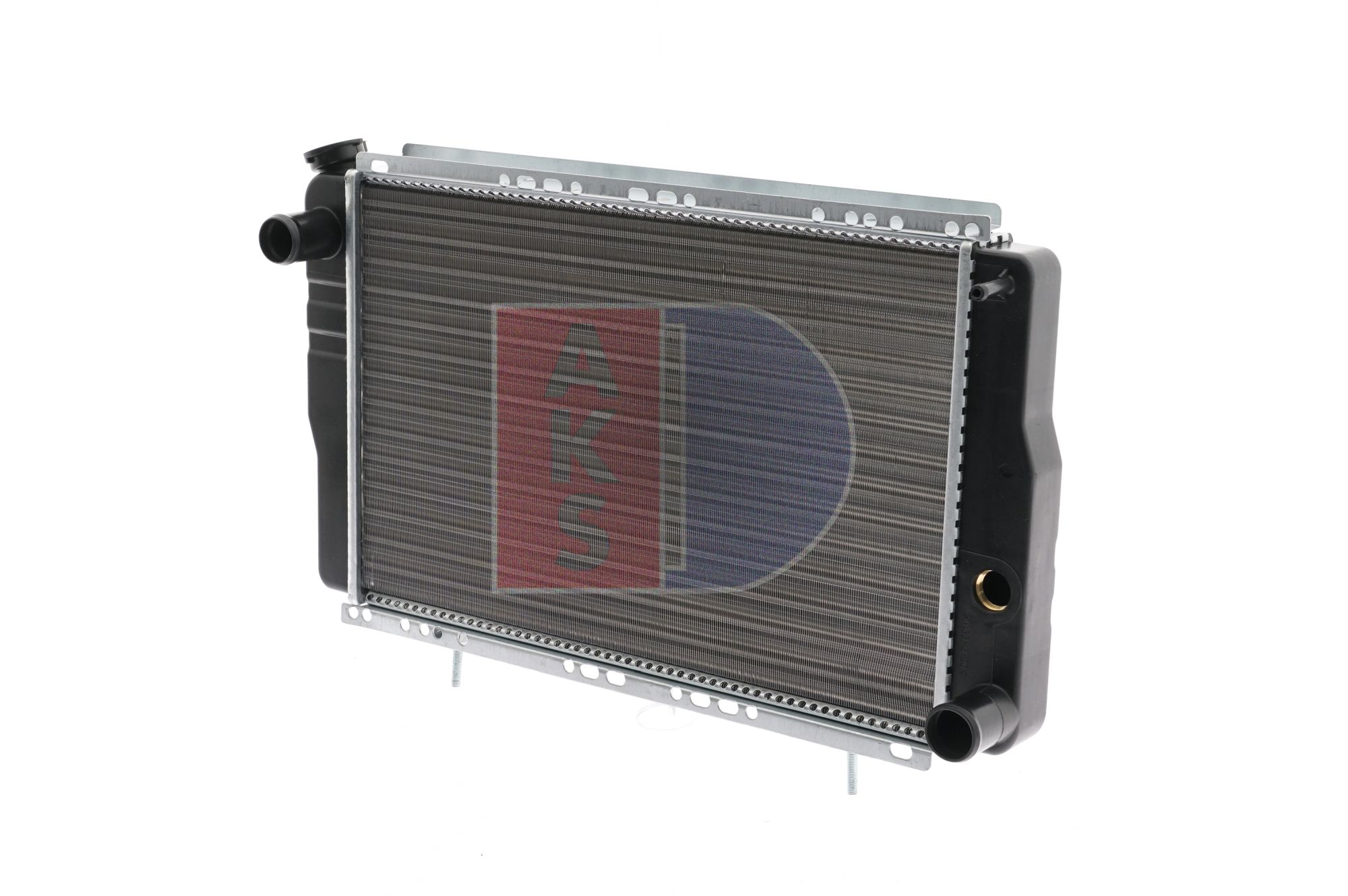 OEM Radiator, engine cooling AKS DASIS 1724454 for JEEP