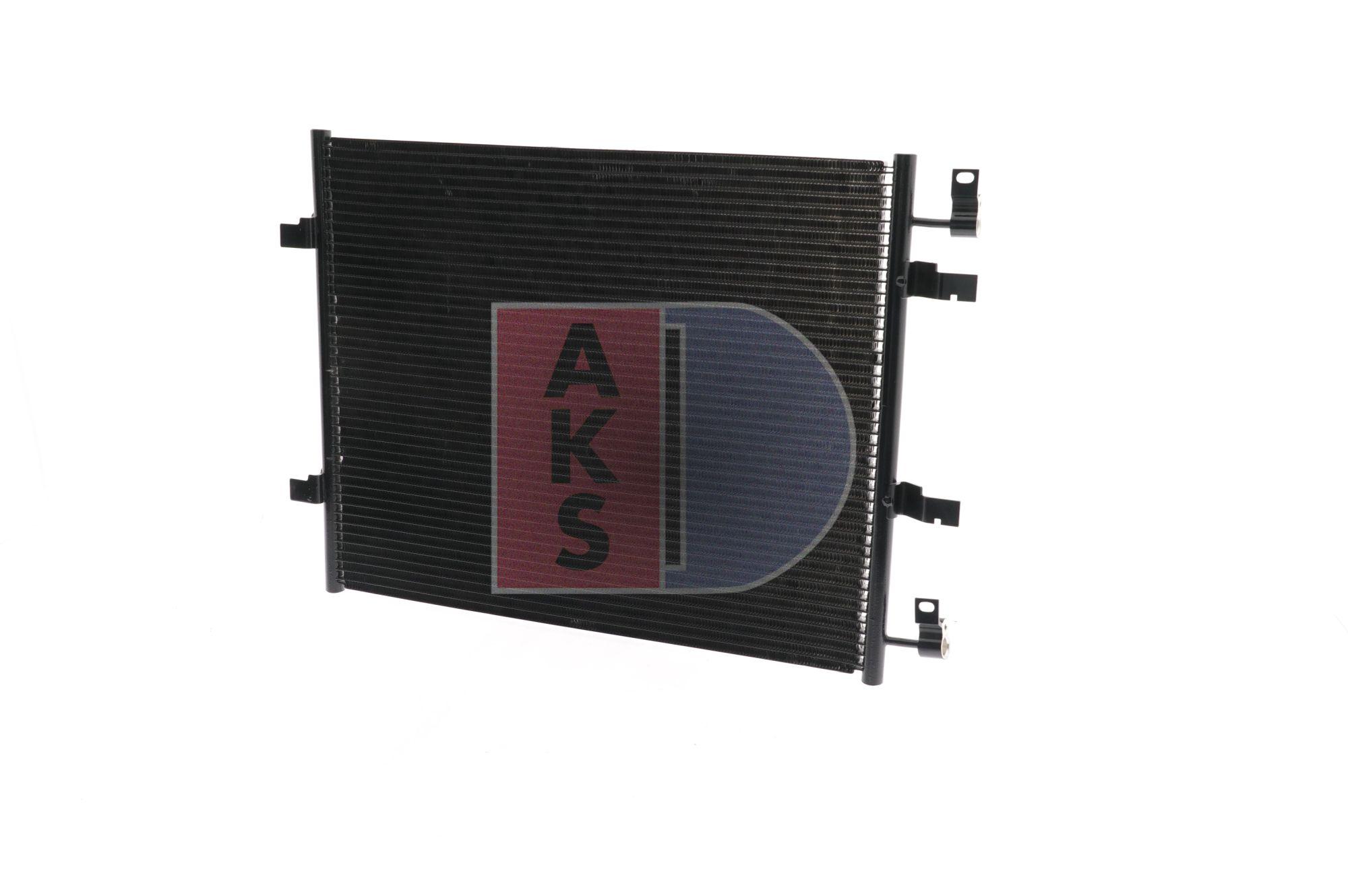 AKS DASIS Klimakondensator 182034N
