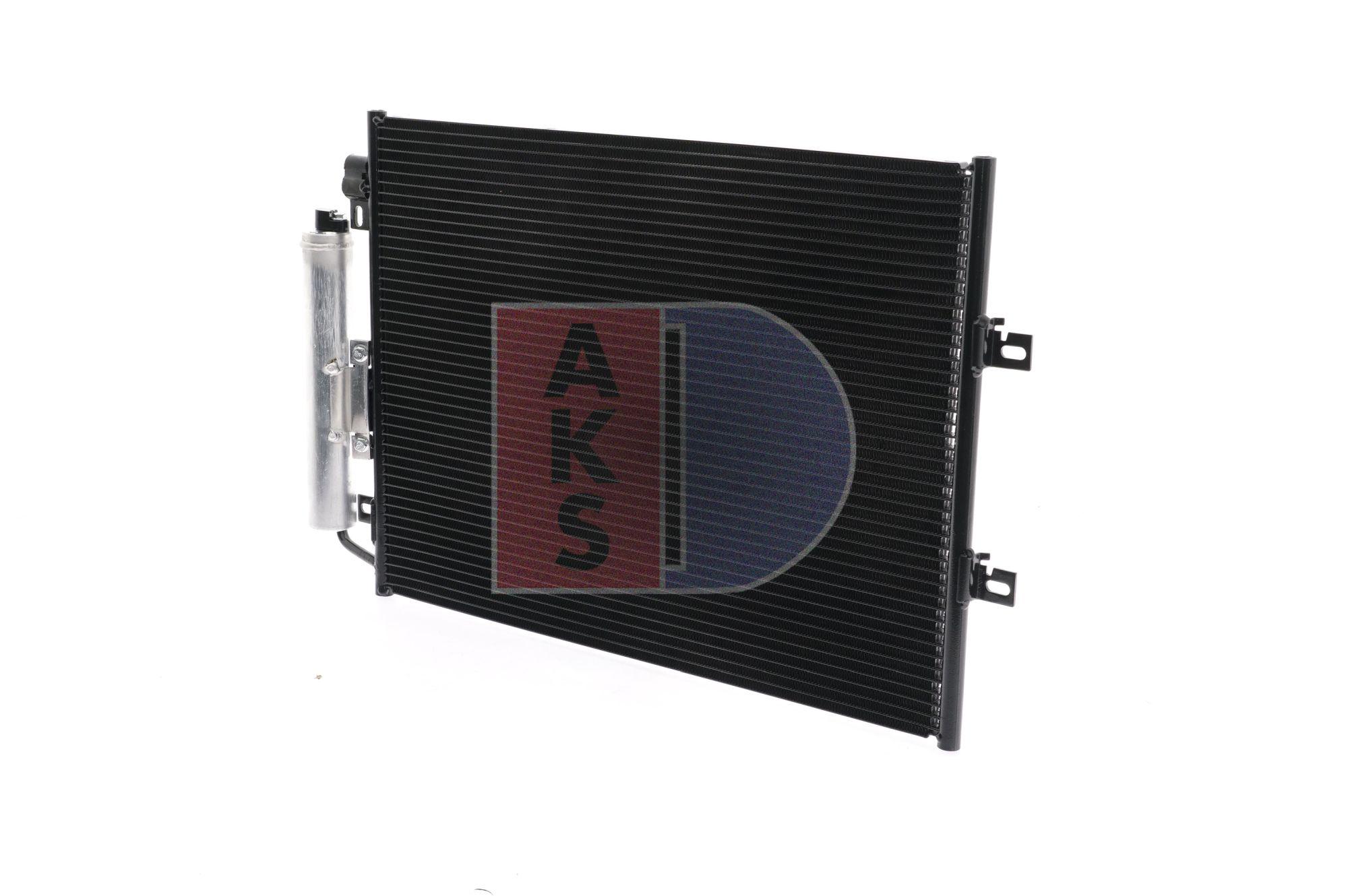 OEM Kondensator, Klimaanlage AKS DASIS 182043N