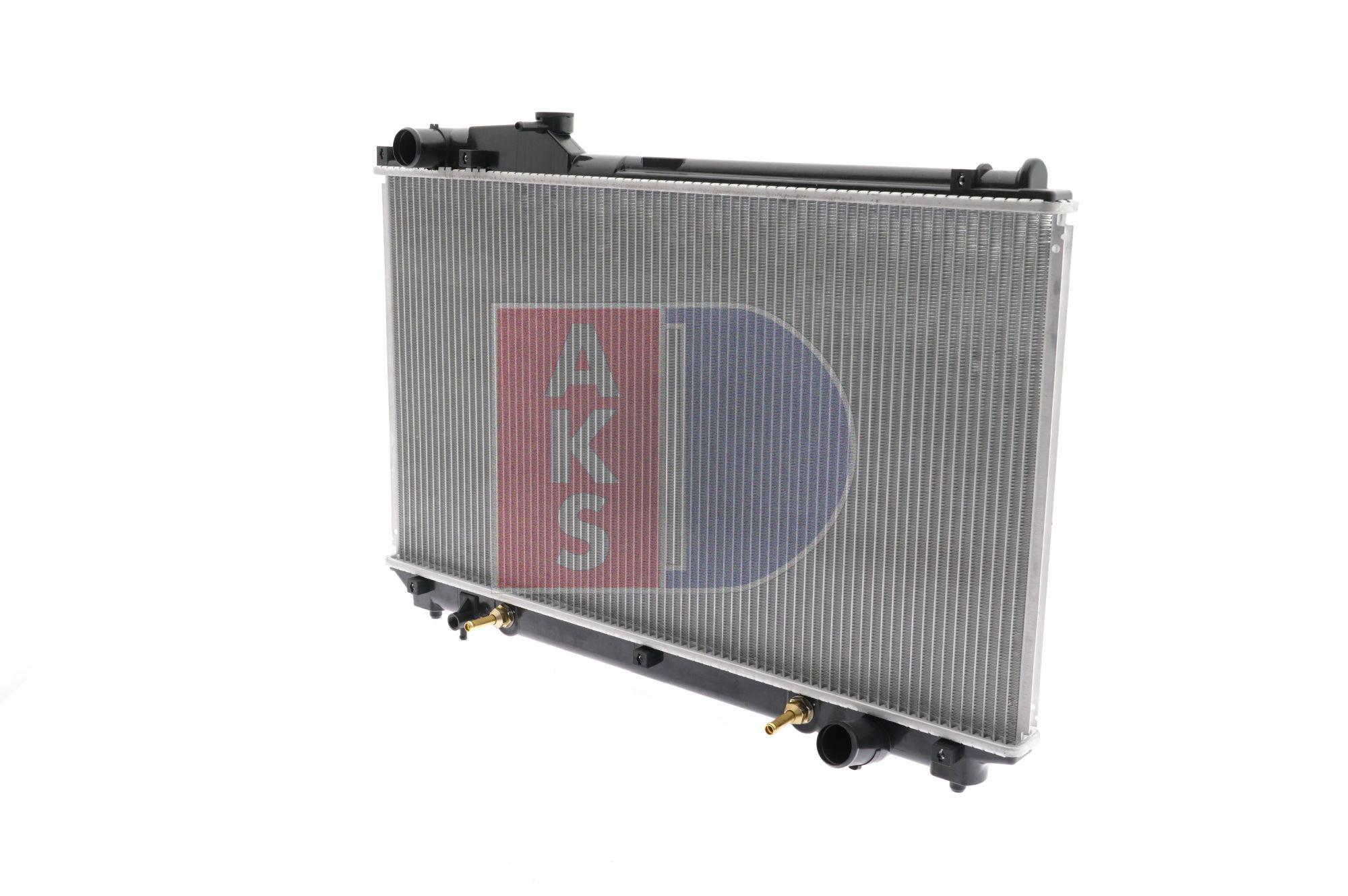 AKS DASIS 210111N Radiator engine cooling