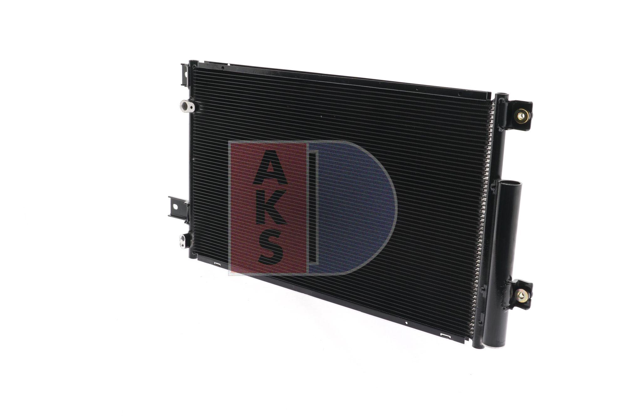 OEM Kondensator, Klimaanlage AKS DASIS 212057N
