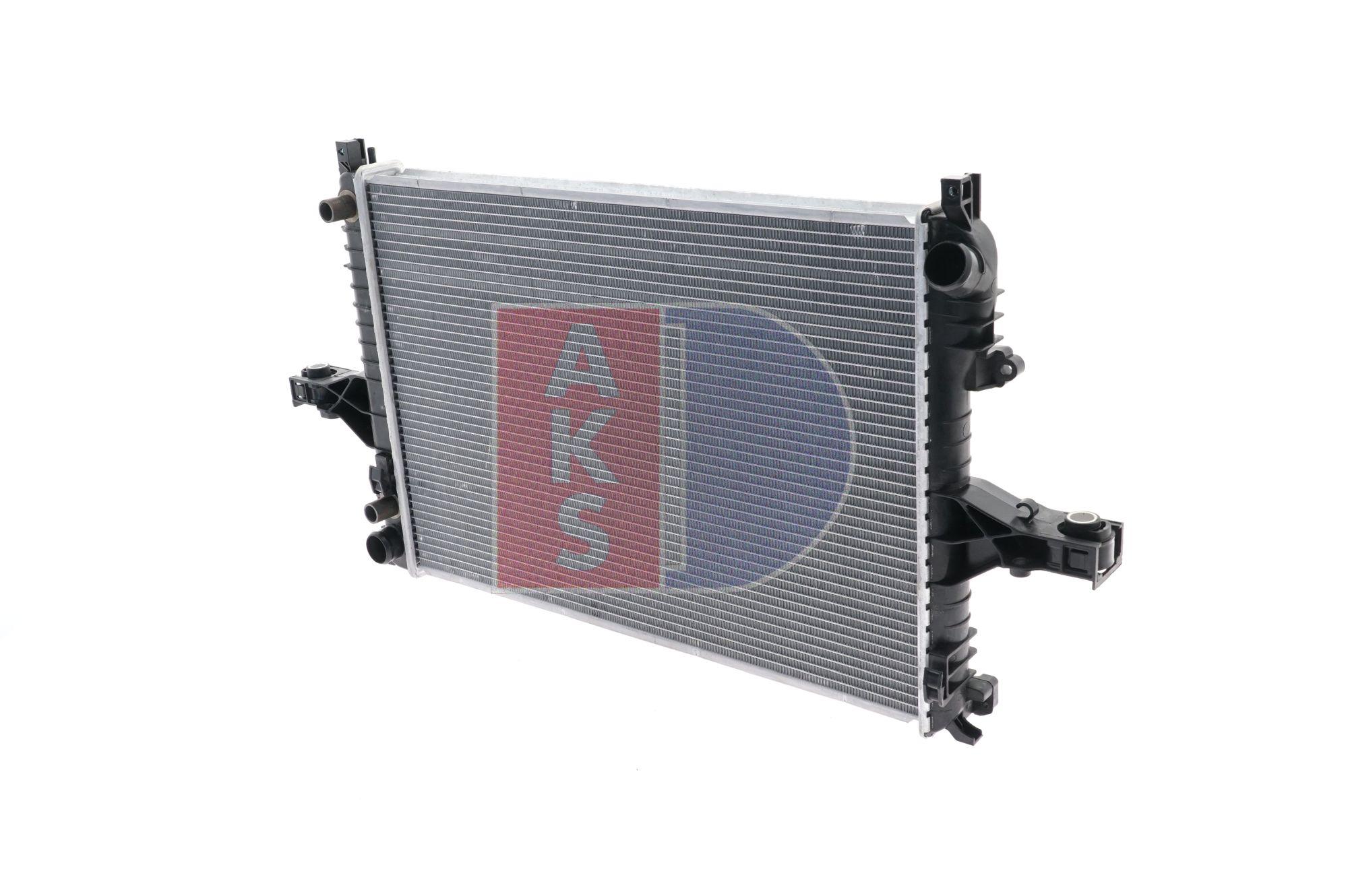 OEM Radiator, engine cooling AKS DASIS 1725478 for JEEP