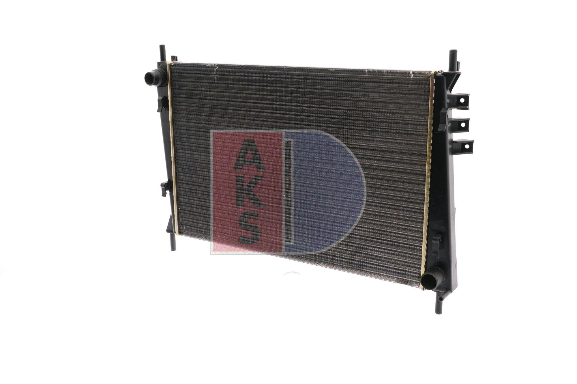 AKS DASIS 370045N Radiador refrigeración del motor