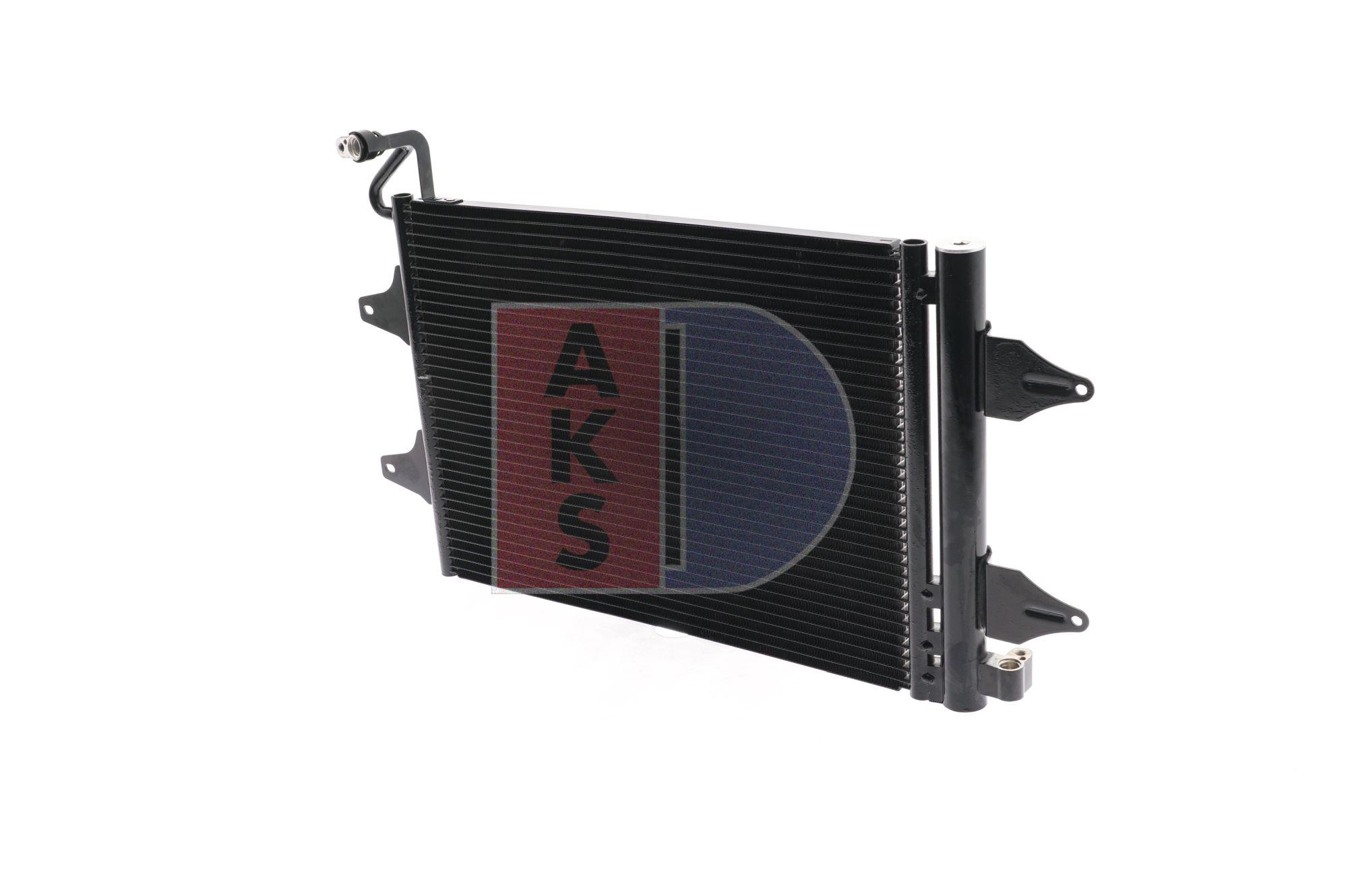 OEM Kondensator, Klimaanlage AKS DASIS 492000N