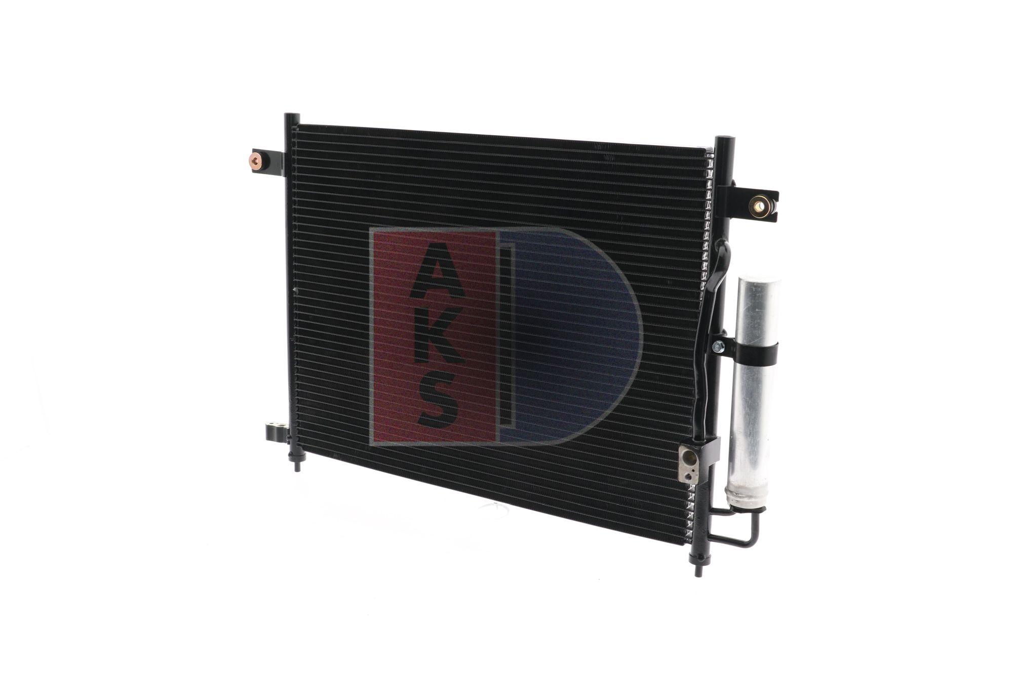 AKS DASIS Kondensator Klimaanlage 512018N