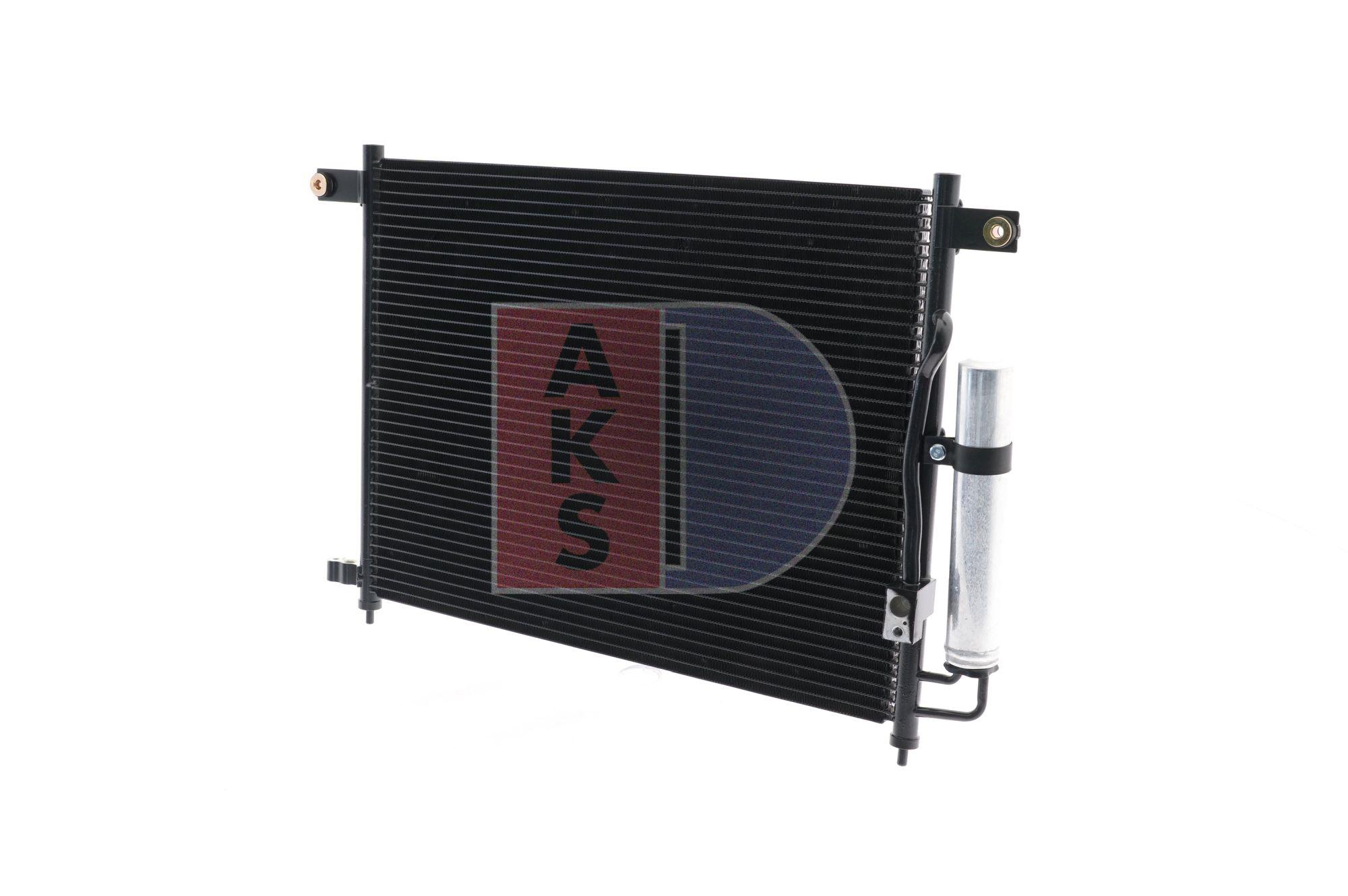 AKS DASIS Klimakondensator 512022N