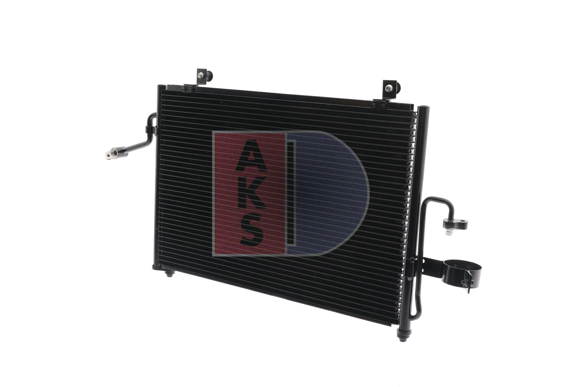 AKS DASIS Klimakühler 512048N