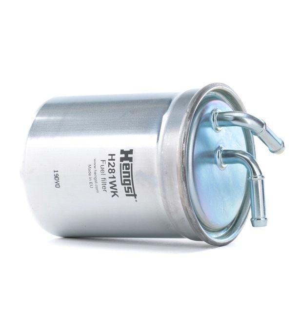 OEM Fuel filter HENGST FILTER 1168200000 for VW