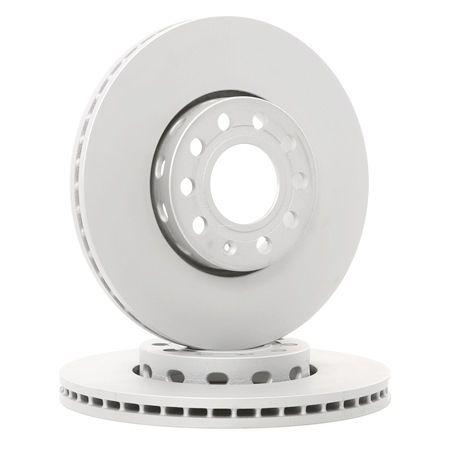ZIMMERMANN COAT Z Комплект спирачни дискове VW външно вентилиран, с покритие, високовъглеродна