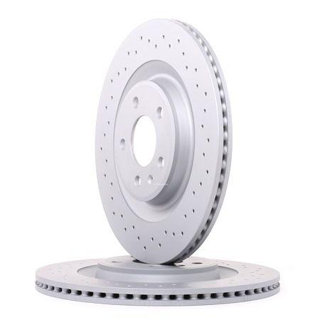 OEM Brake Disc ZIMMERMANN 100335852