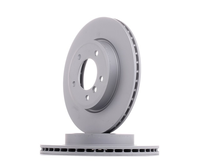 Bremsscheibe Bremsscheibendicke: 22mm, Lochanzahl: 5, Ø: 300mm mit OEM-Nummer 3411 6 766 224