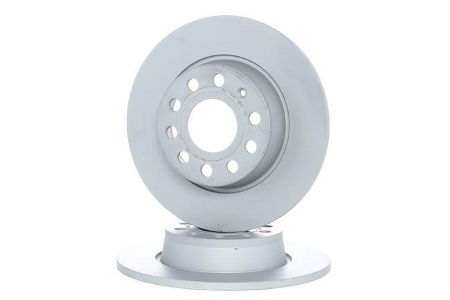 Bremsscheibe Bremsscheibendicke: 10mm, Lochanzahl: 5, Ø: 272mm mit OEM-Nummer 1K0 615 601AA