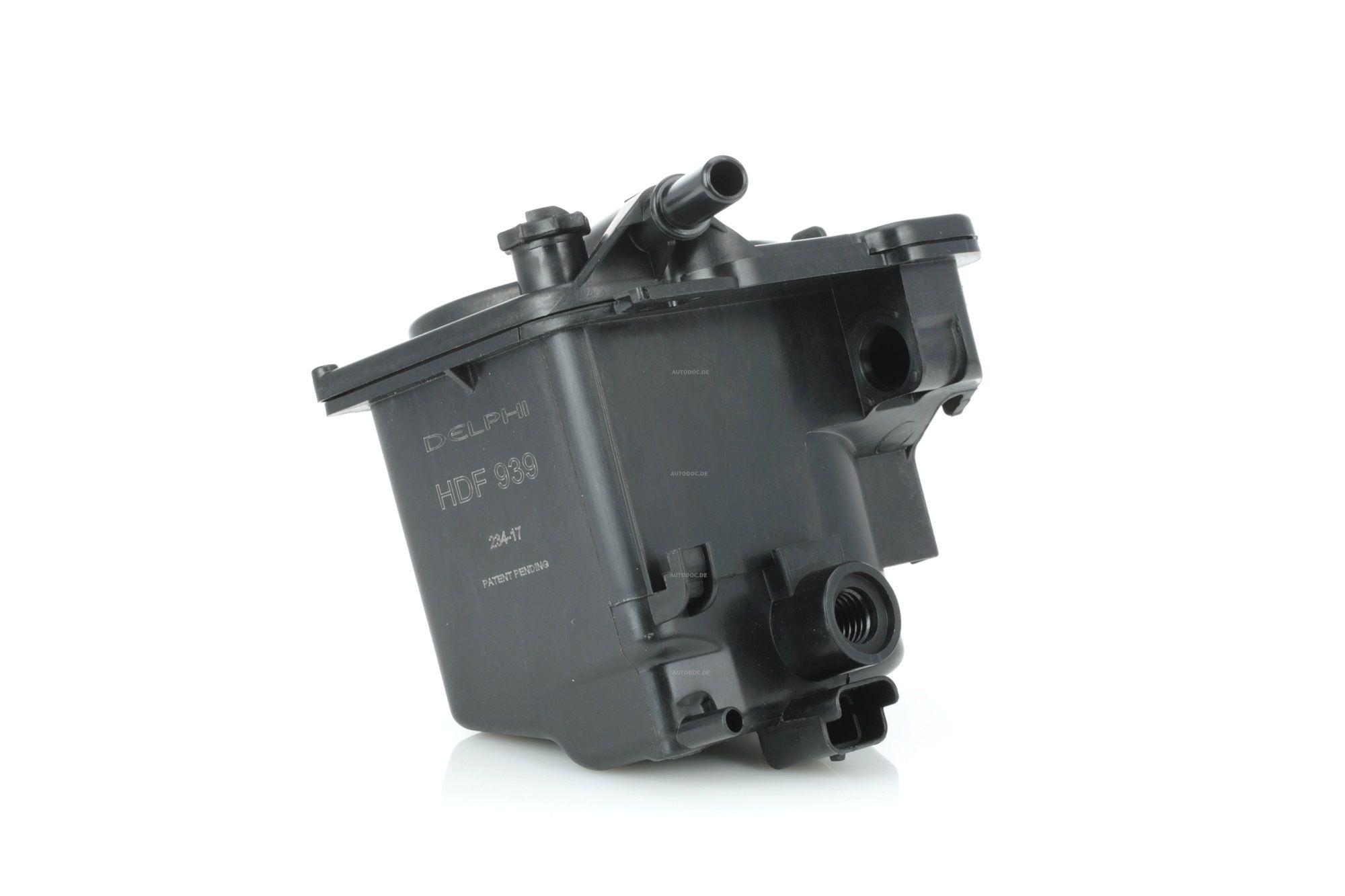 Fuel filter DELPHI HDF939 rating